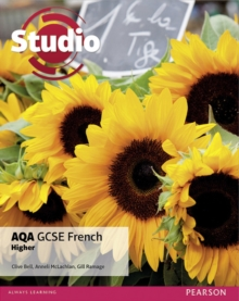 Image for Studio AQA GCSE French Higher Student Book