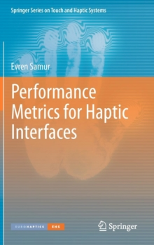 Image for Performance Metrics for Haptic Interfaces