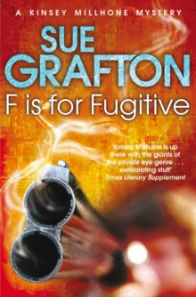 Image for F is for fugitive