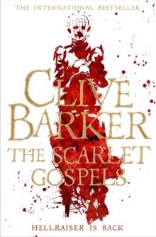 Image for The scarlet gospels