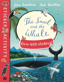 Image for The Snail and the Whale Sticker Book