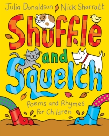 Image for Shuffle and squelch  : poems and rhymes for children