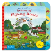 Image for Treasury of rhyming stories