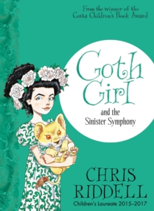 Image for Goth Girl and the sinister symphony