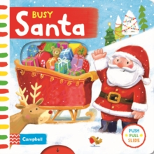 Image for Busy Santa  : push, pull, slide