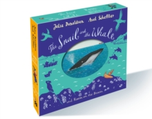 Image for The Snail and the Whale and Room on the Broom board book gift slipcase