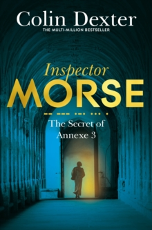 Image for The secret of Annexe 3