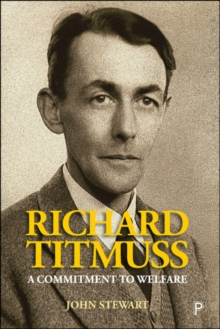 Image for Richard Titmuss  : a commitment to welfare