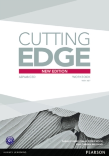 Image for Cutting edgeAdvanced,: Workbook with key