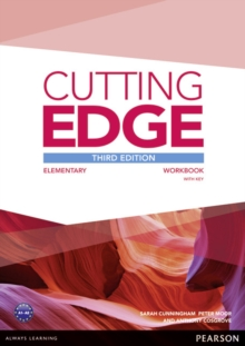 Image for Cutting edgeElementary,: Workbook with key
