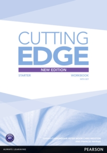 Image for Cutting Edge Starter New Edition Workbook with Key