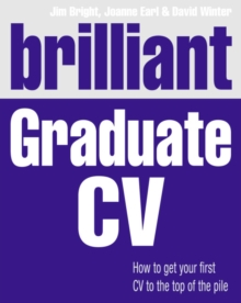 Brilliant graduate CV - Bright, Jim