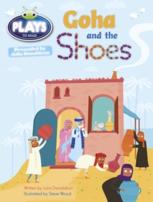 Image for Bug Club Guided Plays by Julia Donaldson Year Two Purple Goha and the Shoes