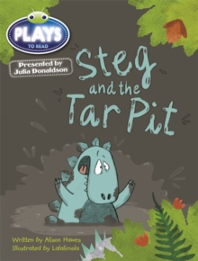 Image for Bug Club Guided Julia Donaldson Plays Year 1 Steg and Tar Pit