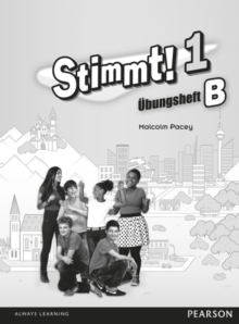 Image for Stimmt! 1 Workbook B (pack of 8)