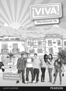 Image for {Viva!Workbook 1A