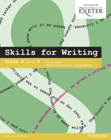 Image for Skills for Writing Student Book Units 3-4