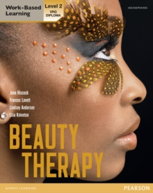 Image for Beauty therapy: work-based learning, level 2, VRQ diploma