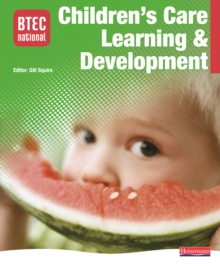 Image for Children's care learning & development.