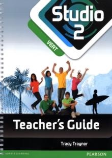 Image for Studio 2 Vert Teacher Guide New Edition