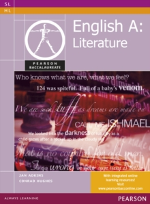Image for Pearson Baccalaureate English A: Literature print and ebook bundle