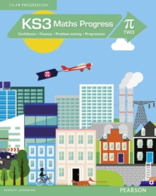 Image for KS3 Maths Progress Student Book Pi 2