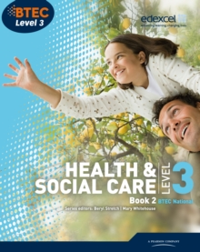 Image for Health & social care, BTEC National level 3.