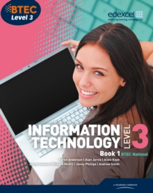Image for Information technology: Level 3, BTEC National.