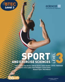 Sport and exercise sciences: Level 3, BTEC National - Gledhill, Adam