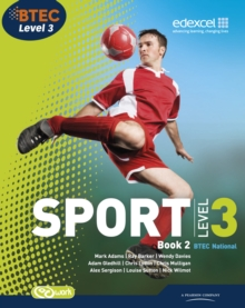 BTEC level 3 sport. - Barker, Ray
