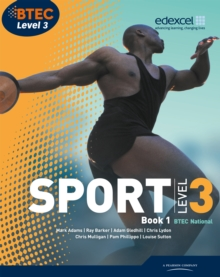 Image for BTEC level 3 sport.