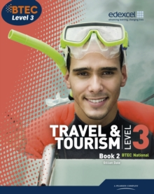Image for BTEC level 3 travel & tourism.