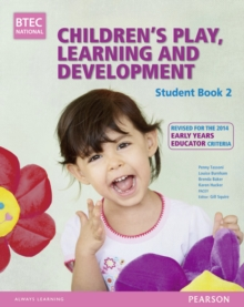 Image for Children's play, learning and developmentStudent book 2
