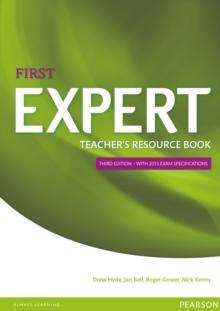Image for Expert First 3rd Edition Teacher's Book