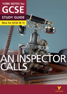 An Inspector Calls: York Notes for GCSE (9-1) - Scicluna, John