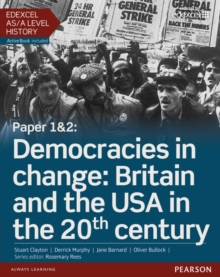 Image for Paper 1 & 2 - Democracies in change  : Britain and the USA in the 20th century