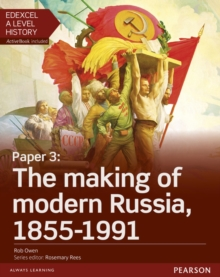 Image for Paper 3 - the making of modern Russia, 1855-1991: Student book + ActiveBook