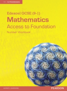 Edexcel GCSE (9-1) Mathematics - Access to Foundation Workbook: Number (Pack of 8)