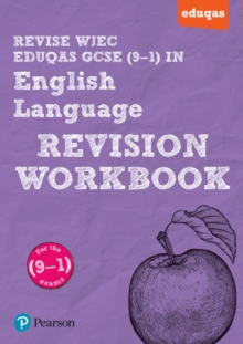 Image for Revise WJEC Eduqas GCSE in English language  : for the 2015 qualifications: Revision workbook