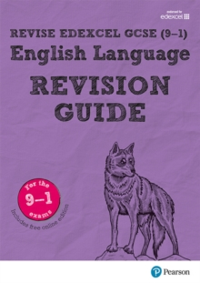 Image for English language: Revision guide