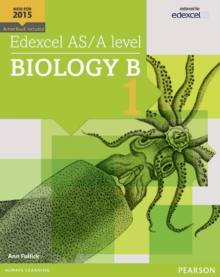 Edexcel AS/A level biology B1