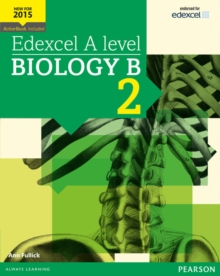 Edexcel A level biology B2