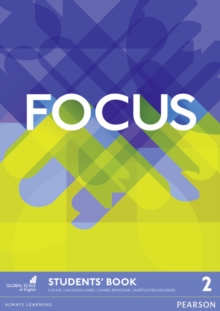 Image for Focus2,: Student's book