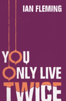 Image for You only live twice