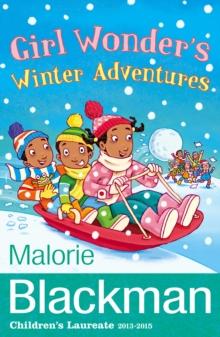 Image for Girl Wonder's winter adventures