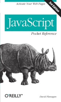 Image for JavaScript pocket reference