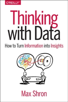 Image for Thinking with data