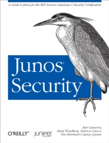 Image for Junos security