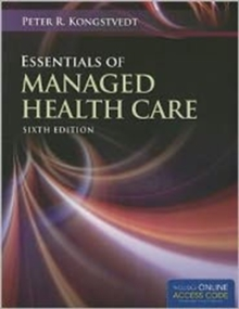 Image for Essentials Of Managed Health Care