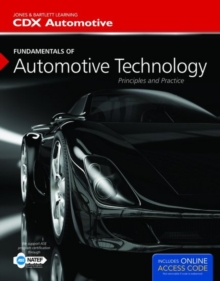Image for Fundamentals Of Automotive Technology